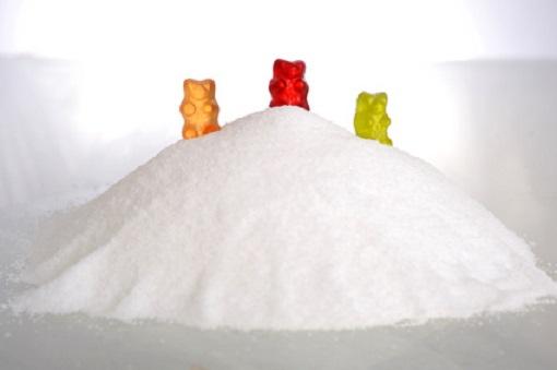 Gummibärchen - Zucker und Schlachtabfälle