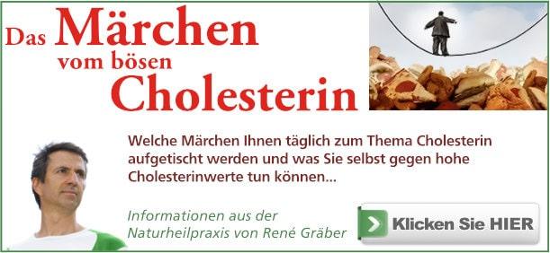 Buch: Cholesterin Märchen von René Gräber
