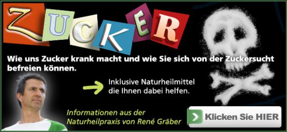 Buch: Wie Zucker krank macht von Rene Gräber