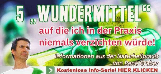 Newsletter 5 Wundermittel  von Rene Gräber