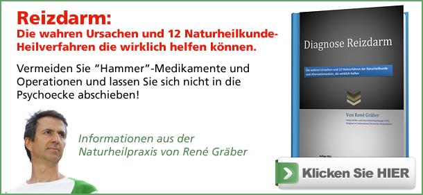 Buch: Die biologische Reizdarmtherapie