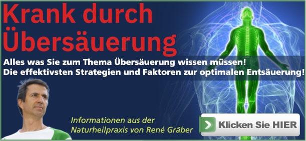 Buch: Die biologische Entsäuerung von René Gräber
